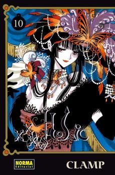 XXXHolic Manga Tomo 10
