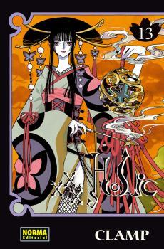 XXXHolic Manga Tomo 13