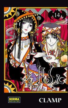XXXHolic Manga Tomo 14