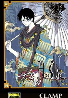 XXXHolic Manga Tomo 16