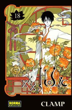 XXXHolic Manga Tomo 18