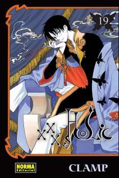 XXXHolic Manga Tomo 19
