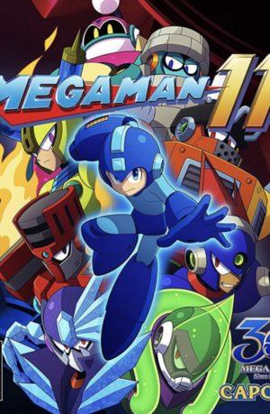 Mega Man 11 PC Descargar