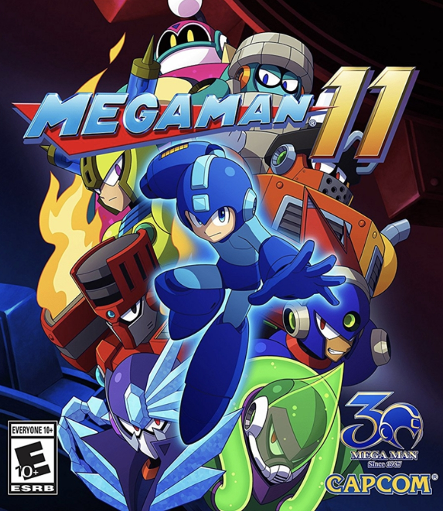 Megaman 11 Pc Descargar
