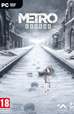 Metro Exodus day one edition PC Portada