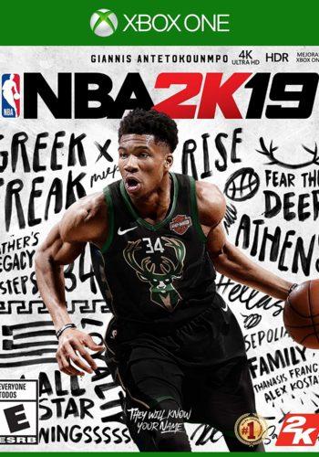 NBA 2K19 XBOX One