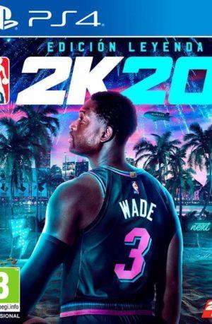 NBA 2K20 Edicion Leyenda PS4