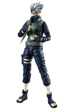 Naruto Figura Variable Action Heroes DX Hatake Kakashi 01