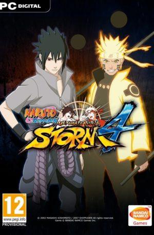 Naruto Shippuden Ultimate Ninja Storm 4 PC Descargar