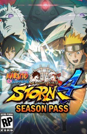 Naruto Shippuden Ultimate Ninja Storm 4 Season Pass DLC PC Descargar
