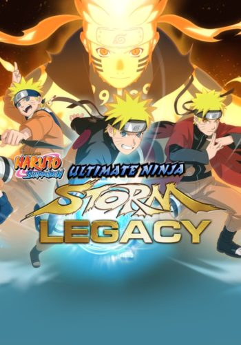 Naruto Shippuden Ultimate Ninja Storm Legacy PC Descargar