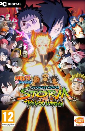 Naruto Shippuden Ultimate Ninja Storm Revolution PC Descargar