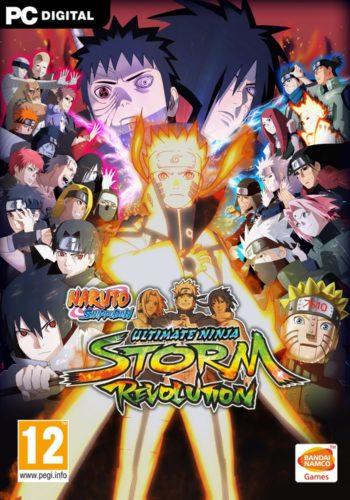 Naruto Shippuden Ultimate Ninja Storm Revolution PC Descargar