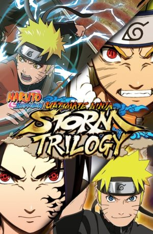 Naruto Shippuden Ultimate Ninja Storm Trilogy PC Descargar