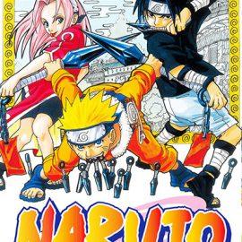Manga Naruto 02