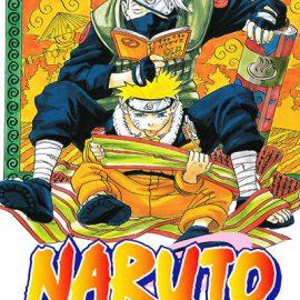Manga Naruto 03