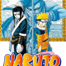 Manga Naruto 04