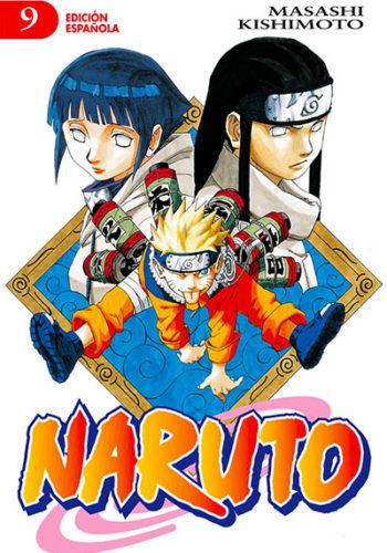Manga Naruto 09