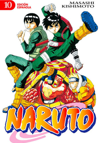 Manga Naruto 10