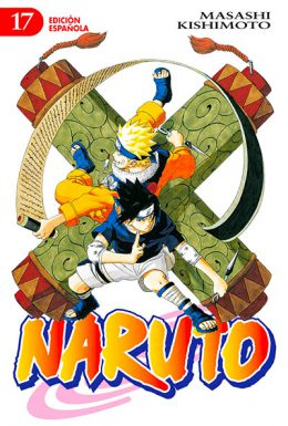 Naruto manga tomo 17