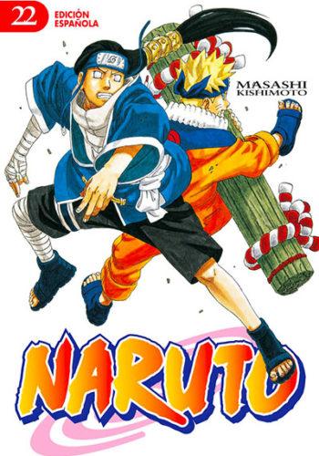 Naruto manga tomo 22