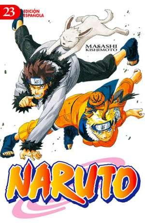 Naruto manga tomo 23