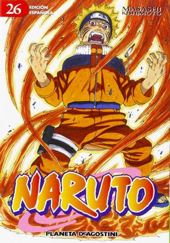 Manga Naruto 26