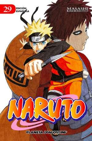 Naruto manga tomo 29