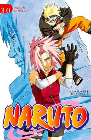 Naruto manga tomo 30