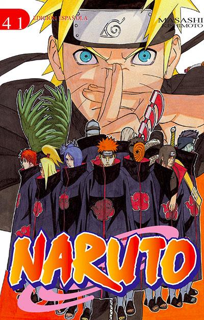 Manga Naruto 41