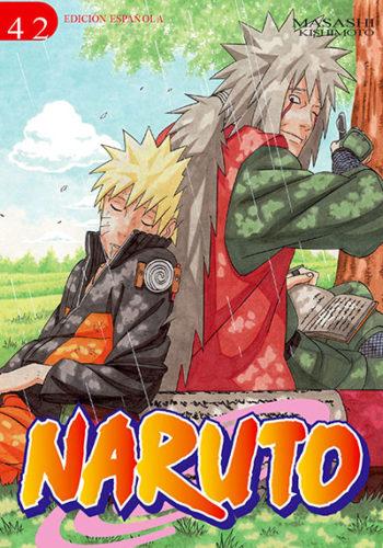 Naruto manga tomo 42