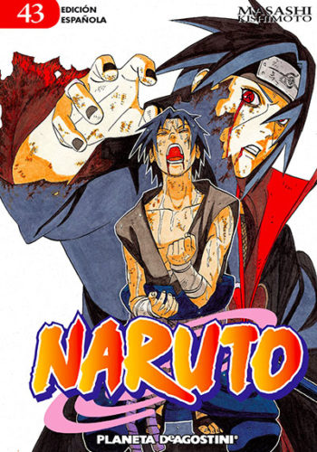 Naruto manga tomo 43