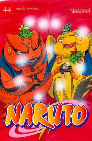 Naruto manga tomo 44