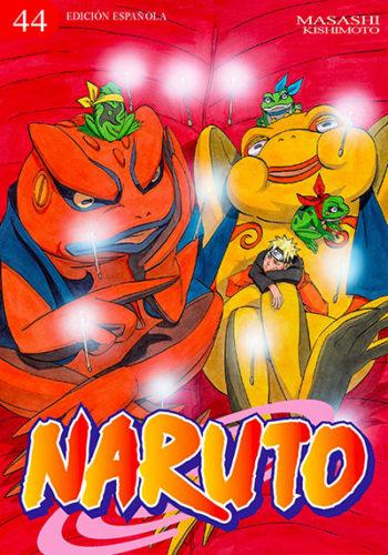 Manga Naruto 44