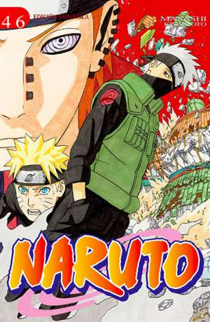 Naruto manga tomo 46