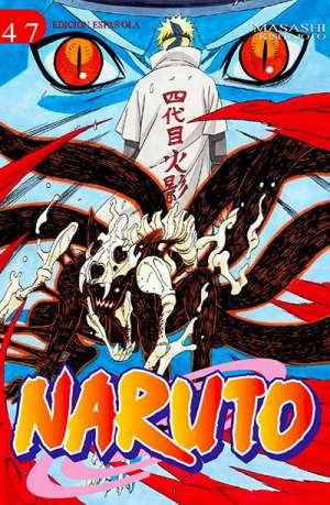 Naruto manga tomo 47