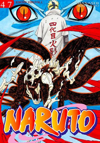 Manga Naruto 47