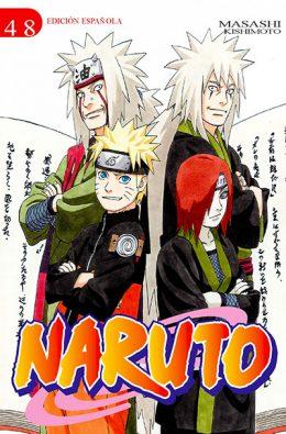 Naruto manga tomo 48