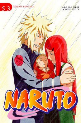 Naruto manga tomo 53