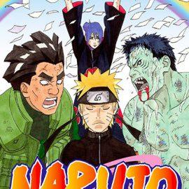 Manga Naruto 54