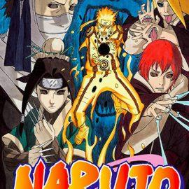 Manga Naruto 55