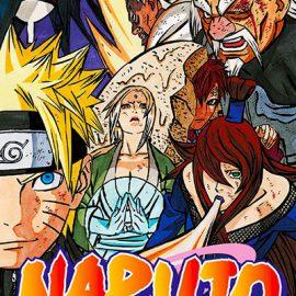 Manga Naruto 59