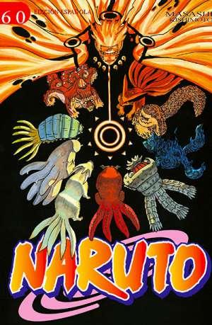 Naruto manga tomo 60