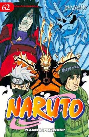 Manga Naruto 62