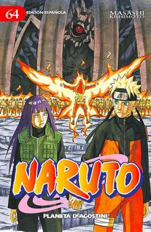 Naruto manga tomo 64