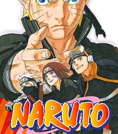 Manga Naruto 68