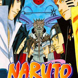 Manga Naruto 70