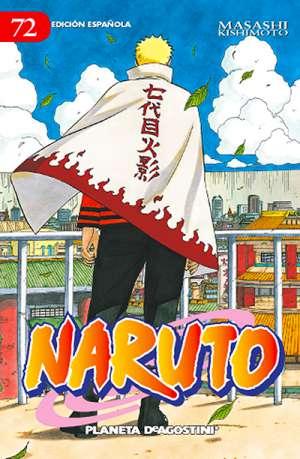 Naruto manga tomo 72