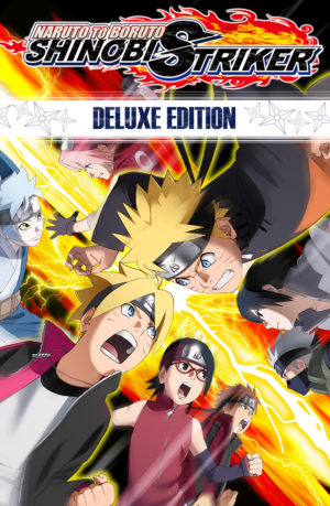 Naruto to Boruto Shinobi Striker Deluxe Edition PC Descargar