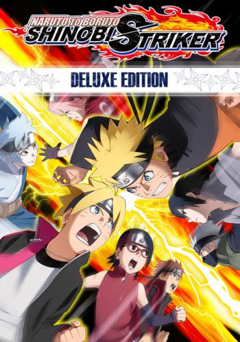 Naruto to Boruto Shinobi Striker Deluxe Edition PC Descargar